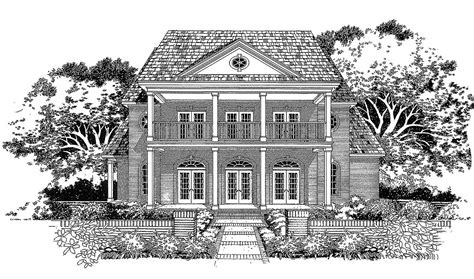 plantation house plans graceful living 31045d 1st floor master suite butler walk in pantry cad available corner