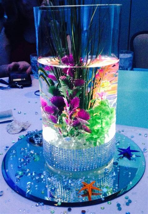 centerpieces for 15 anos the mermaid sweet 15 theme search sweet
