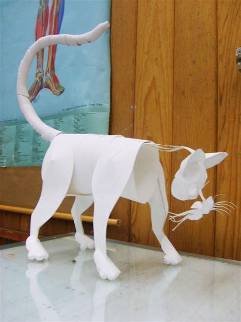 paper craft animals papercraft animal by swordtosoul on deviantart