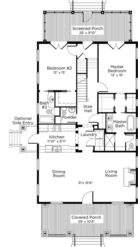 floor plans southern living newfield cottage cottage living southern living house