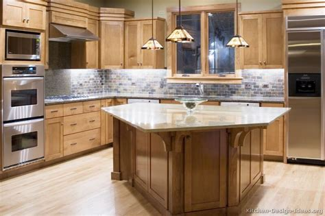 kitchen design tips style mission style kitchens designs and photos