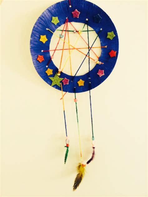 dreamcatcher craft for catcher craft ideas for