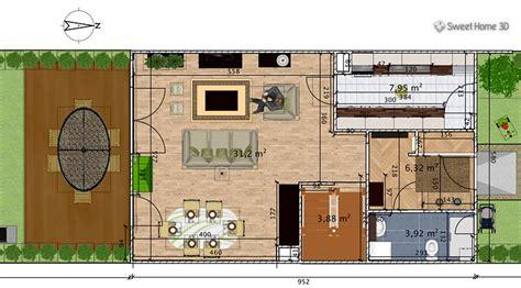 Floor Plan Freeware sweet home 3d dessinez vos plans d am 233 nagement librement