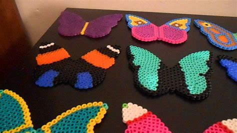 what to do with perler bead creations butterfly perler bead creations