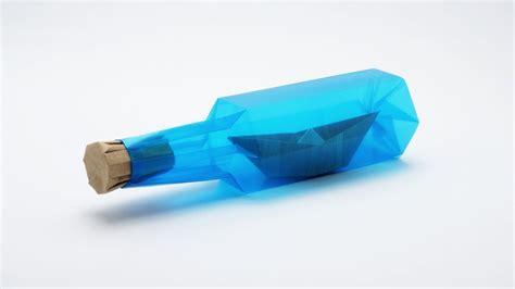 bottle origami origami bottle v2 jo nakashima