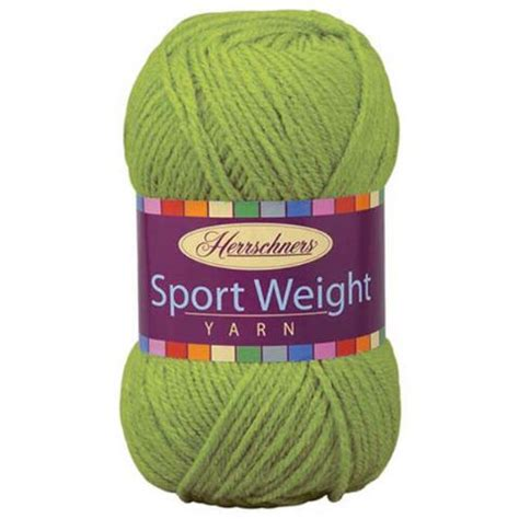 weight yarn herrschners 174 sport weight yarn