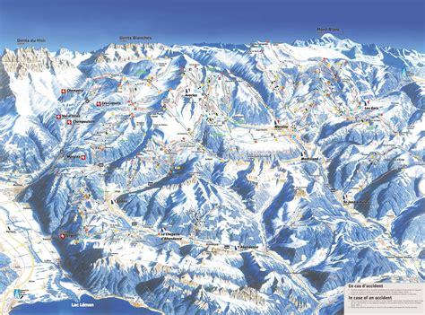 skiing in morzine portes du soleil purple piste