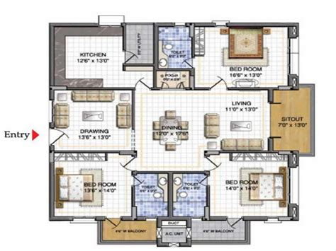 free house plan designer sweet home 3d plans search house designs