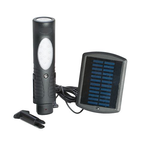 portable solar lights portable solar powered outdoor rechargeable led shed light