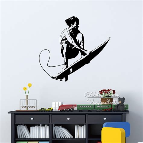 surf wall stickers popular surf wall stickers buy cheap surf wall stickers