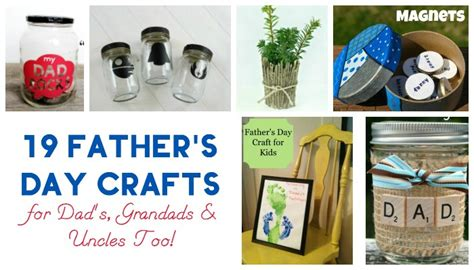 fathers day crafts for to make 19 s day crafts to make for dads granddads other