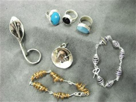 jewelry techniques for metal workshops sun s traces gallery
