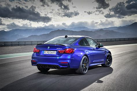 Bmw M4 by 454hp Bmw M4 Cs Slots Below The Mighty Gts Carscoops
