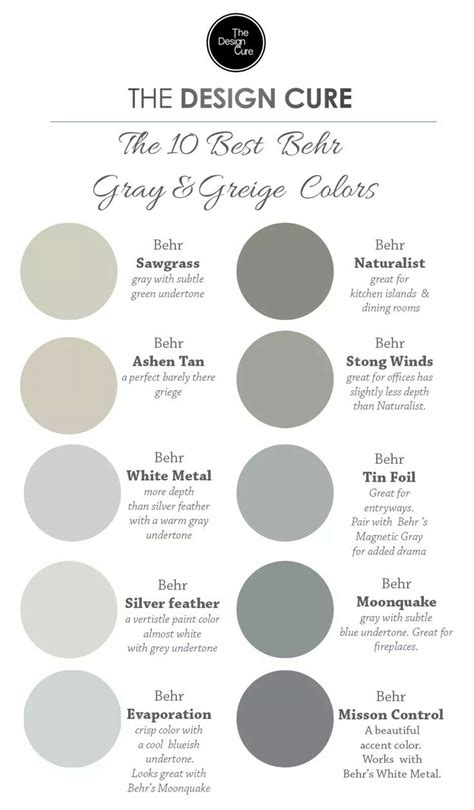 top behr gray paint colors 101 best images about behr gray living room on