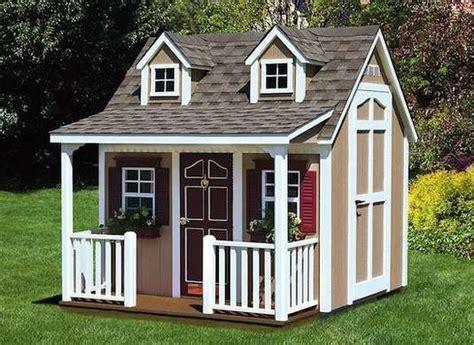 cozy cottage playhouse cottage playhouse playhouses 9 cool prefab