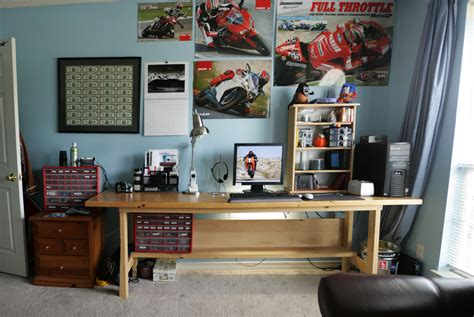 home built computer desk any home made desks page 3 h ard forum
