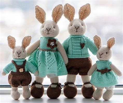knitting patterns toys animals the 25 best ideas about knitting toys on