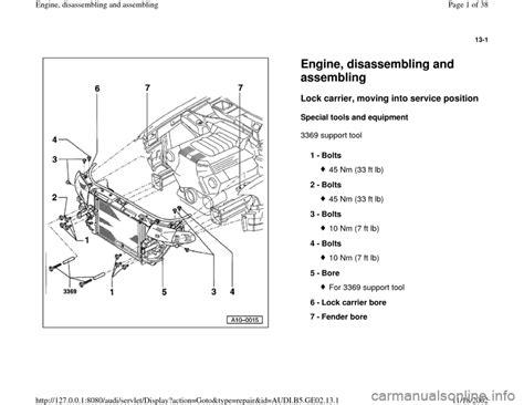 free service manuals online 2009 audi a4 windshield wipe control audi a4 service manual repair manual 1995 2001 online download html autos weblog