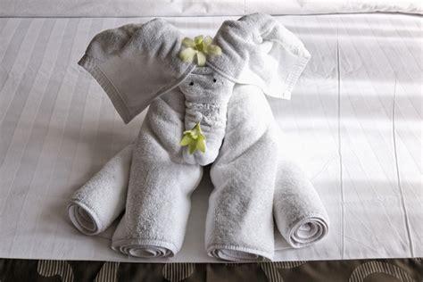 easy towel origami 9 wonderfully simple diy white elephant gifts