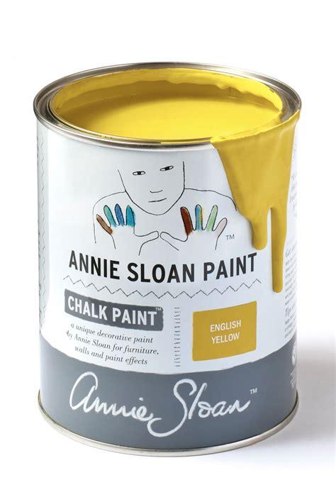 chalk paint yellow yellow chalk paint by sloan 1 litre pot