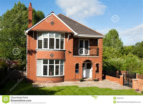typical home typical house stock image image of