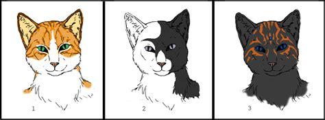 cat designs three cat designs by qarrezel on deviantart
