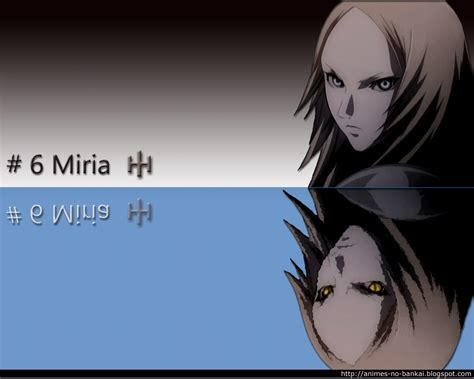anime and miria 6 claymore anime and mang 225 wallpaper 28671190
