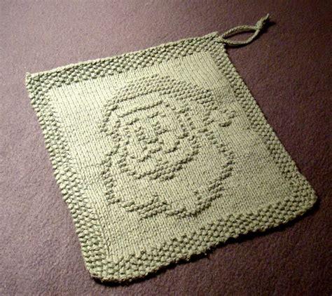 free knit dishcloth patterns free dishcloth knit patterns patterns gallery