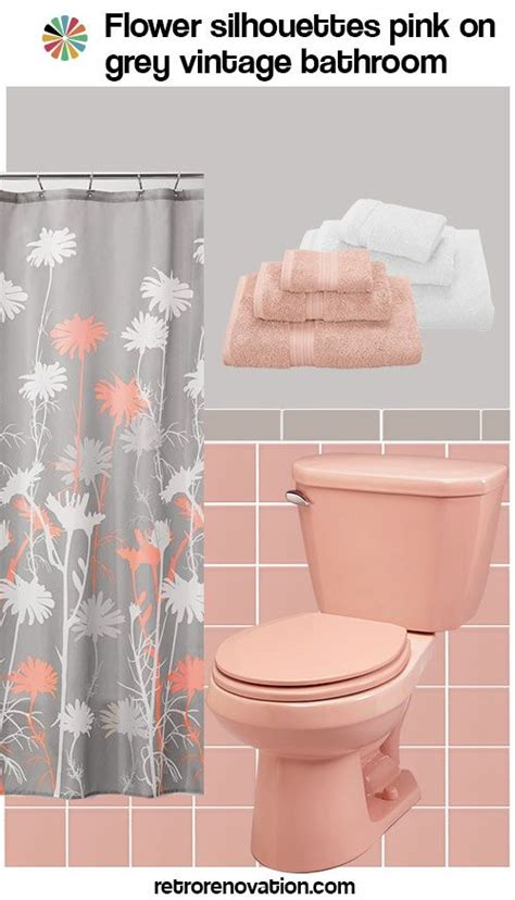 pink and green bathroom ideas 17 best ideas about pink bathroom vintage on