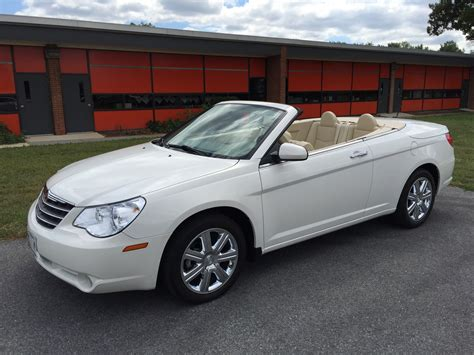 Chrysler Sebring by File Chrysler Sebring Convertible Third Generation Js