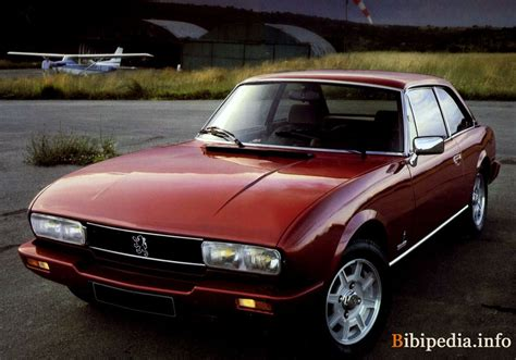 Peugeot 504 Coupe by 504 Coupe 1977 1982 Peugeot Photo