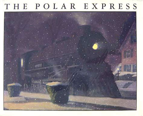 polar express pictures book top 100 picture books 56 the polar express by chris