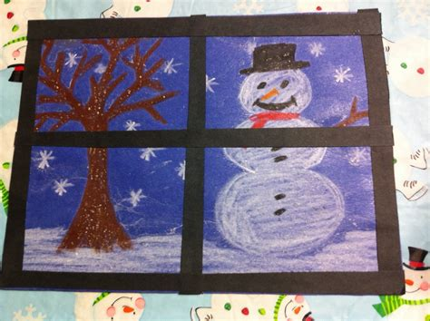 winter craft projects for projects for kindergarten at play