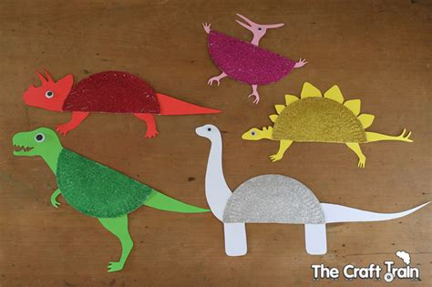 dinosaur craft for 20 easy and dinosaur crafts and activities will
