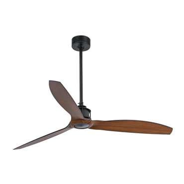 ventiladores techo sin luz ventilador de techo sin luz madera 3 aspas fan modelos