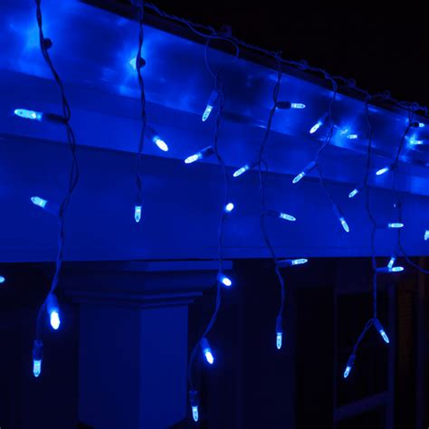 m5 lights led lights 70 m5 blue led icicle lights