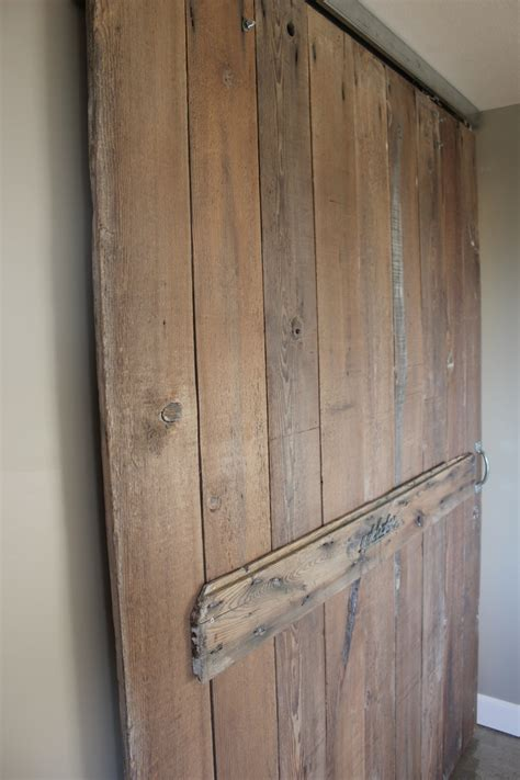 reclaimed wood barn doors reclaimed wood barn door laundry