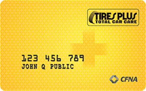 tires plus credit card make payment tires plus cfna