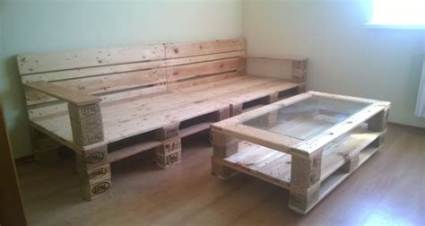 sofa table made from pallets pallets made coffee table and sofa pallet ideas