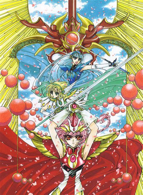 magic rayearth magic rayearth cl zerochan anime image board