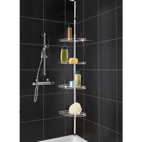 bathroom shower shelves metal corner shower bathroom basket caddy shelf telescopic