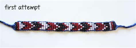 how to bead weave without a loom loom beading without the loom
