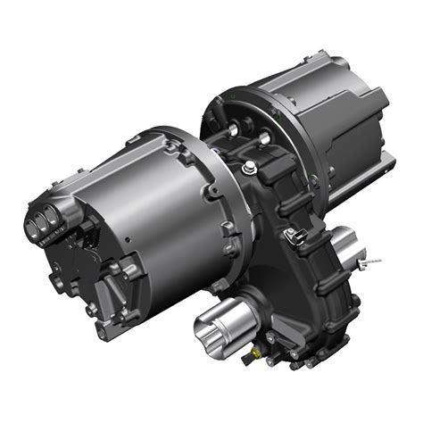 Automotive Electric Motor by P1227 Integrated Lightweight Electric Vehicle Ilev