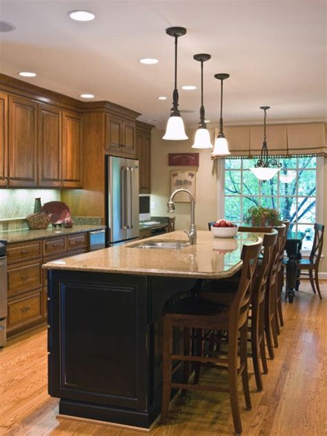 kitchen island with sink and seating 55 kitchen island ideas ultimate home ideas