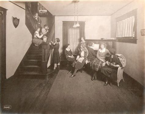 1920 homes interior vintage irvington denvir house in 1920