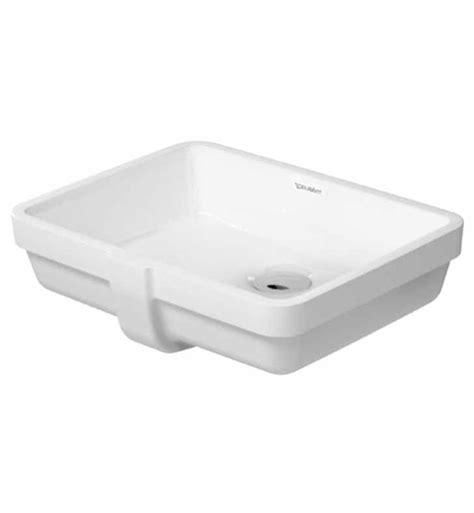 duravit kitchen sink duravit 03304300001 vero 16 7 8 inch undermount porcelain