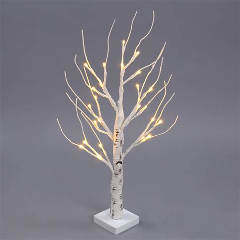 pre lit twig lights 2ft 4ft 7ft pre lit led birch tree lights