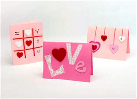 easy to make valentines cards home quotes 15 s day craft ideas for and