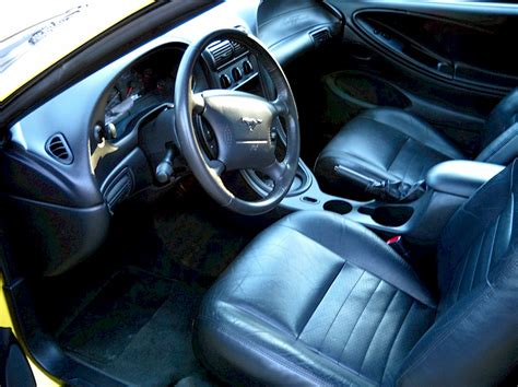 best car repair manuals 2004 ford mustang interior lighting 2003 mustang gt interior pictures to pin on pinsdaddy