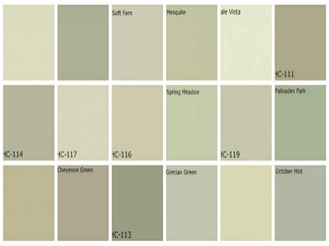 benjaminmoore colors green bedroom benjamin gray green paint color